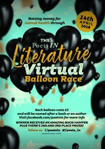 The PoetsIN Literature Virtual Balloon Race