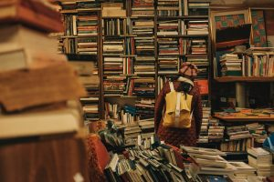 Book Sniffing – The Way Book Nerds Get High.