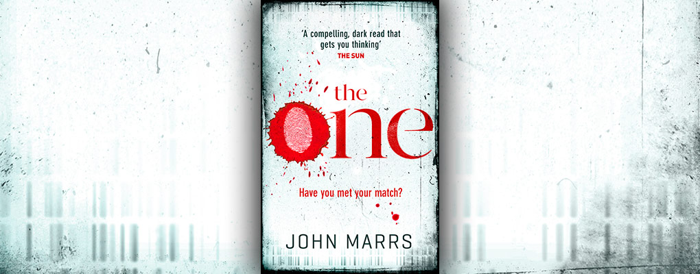 A picture of the book cover of The One