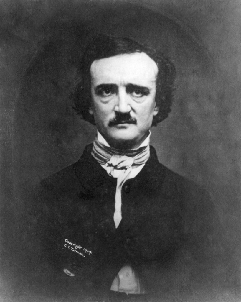 A picture of Poe