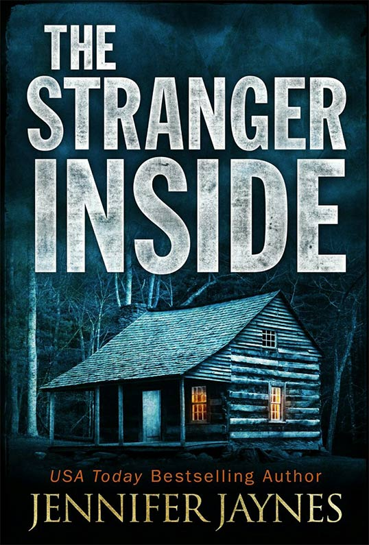 A picture of the book cover of The Stranger Inside