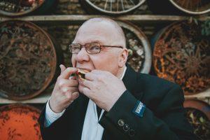 Writer Profile: Writer and Poet, Cardinal Cox