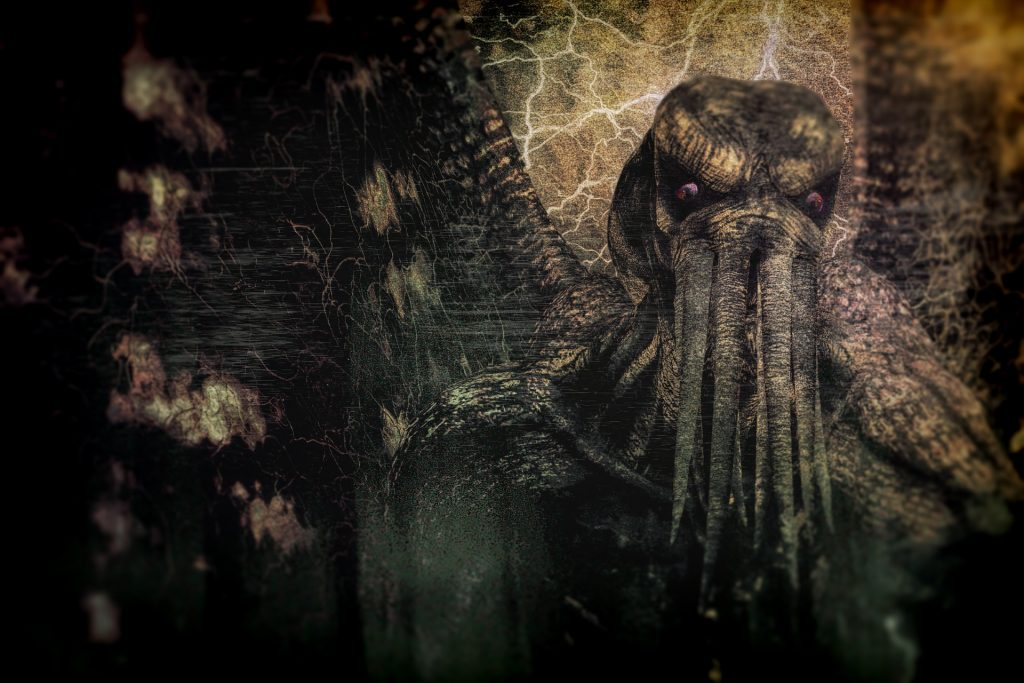 A picture of Cthulhu