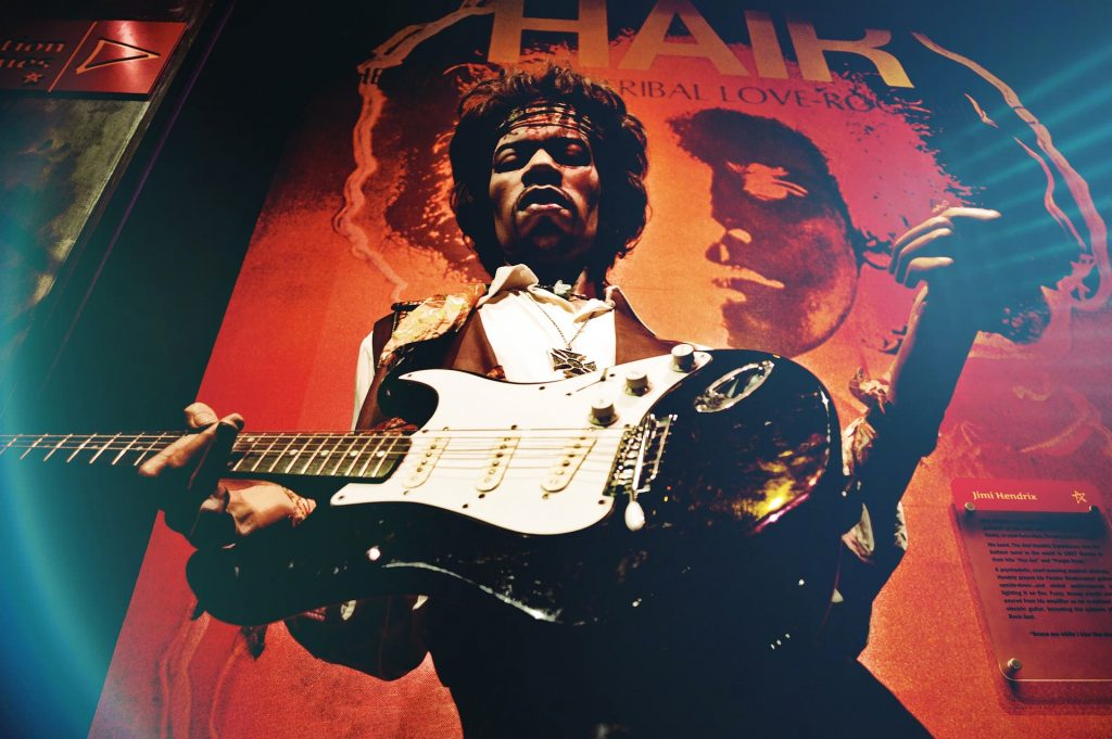 A picture of Hendrix