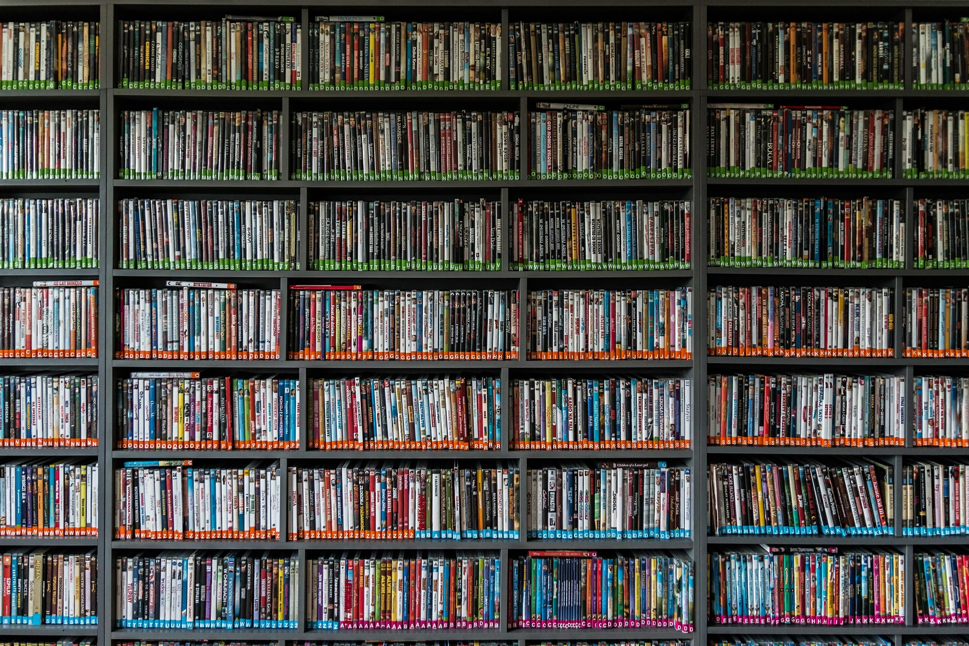 A picture of films